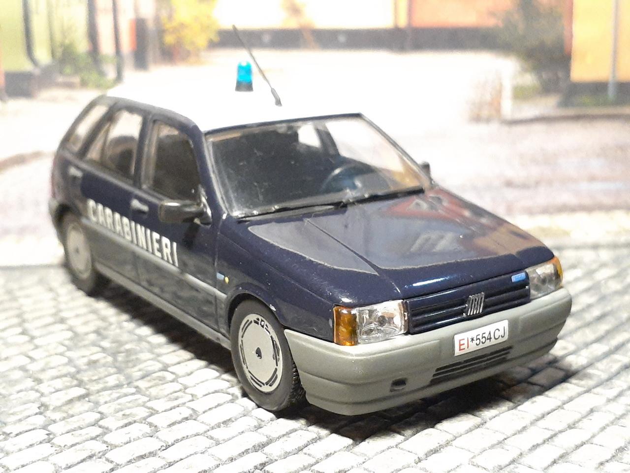 Fiat Tipo 1.1 – Carabinieri – 1989