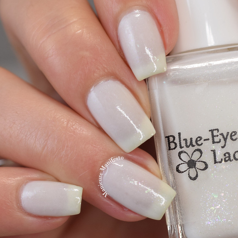 Blue Eyed Girl Lacquer Dogwood review
