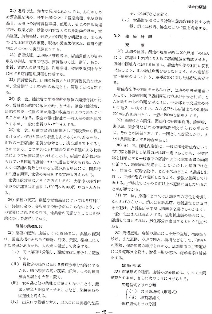 日本住宅公団団地内店舗研究 (15)