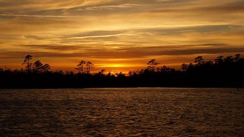 sunset sunsetsandsunrisesgold cloudsstormssunsetssunrises cloudscape creek northcarolina northwestcreek sony sonya58 sonyphotographing spectacularsunsetsandsunrises