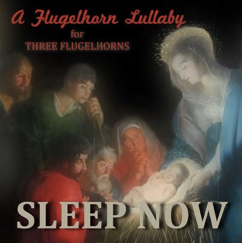 Sleep Now for Flugelhorn Trio