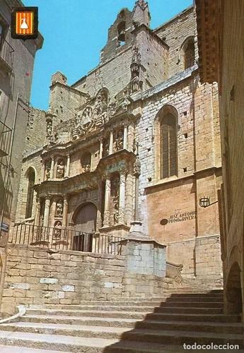 església Santa Maria de Montblanc