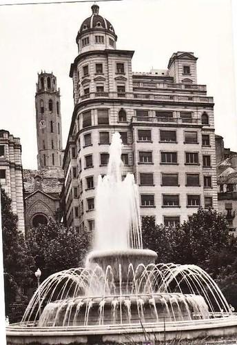 postal Lleida 1960
