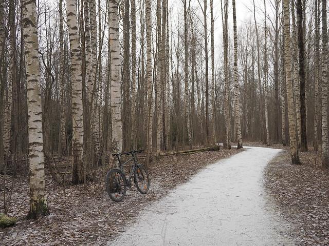 2020 Bike 180: Day 61, March 21