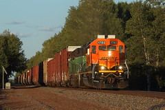 BNSF 1785 in Late Summer