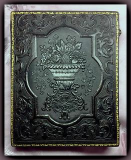 Great Quarter Plate Daguerreotype Case
