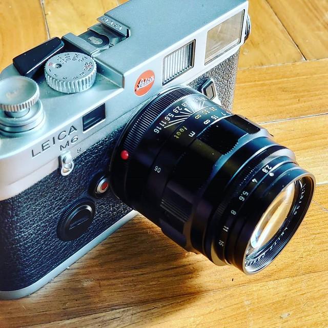 Leica TELE-ELMARIT 90mm f2.8 肥九的實力