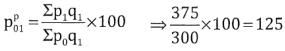 2nd PUC Statistics Question Bank Chapter 2 Index Number - 16