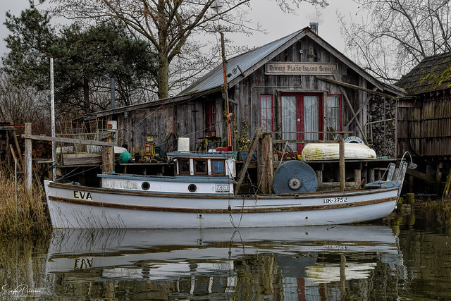 Village of Finn Slough - Gillnetter Eva (Explored)