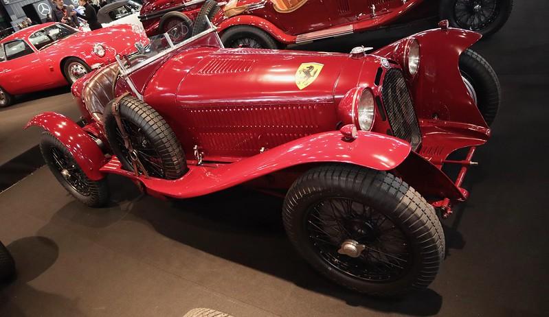 Alfa Romeo 2600/8C Monza Brianza Scuderia Ferrari  1934 -  49681897202_6366fca163_c