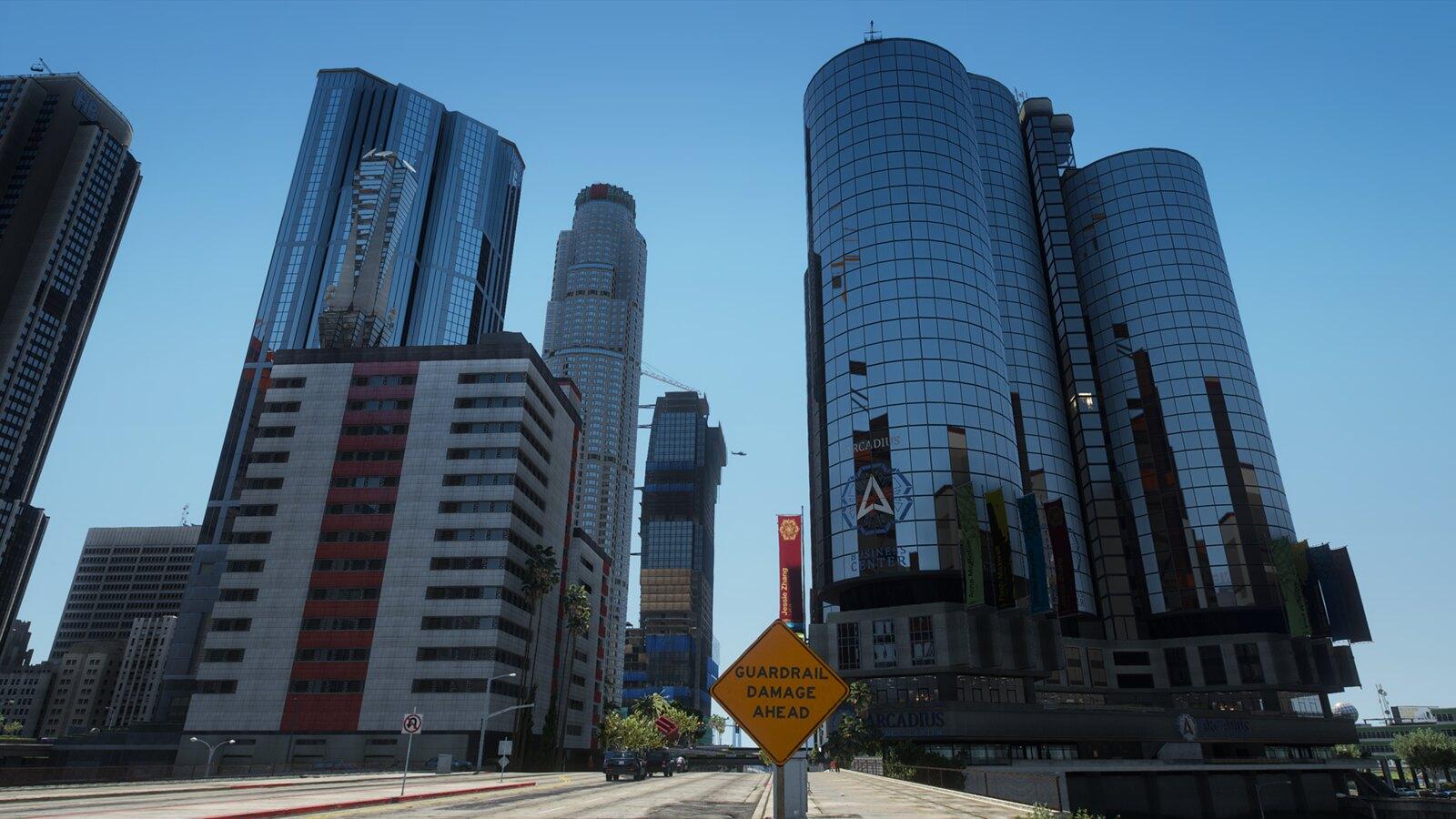 Downtown | GTAV