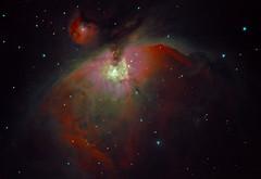 Orion Nebula from Sydney