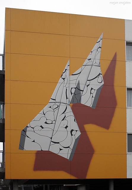 Street Art Ghent, Belgium (Nuno Viegas)