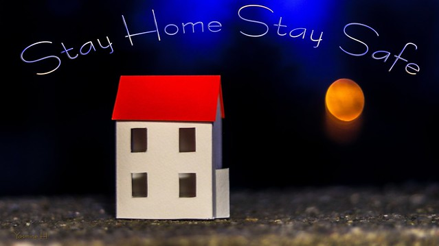 Stay home Stay Safe - 8208