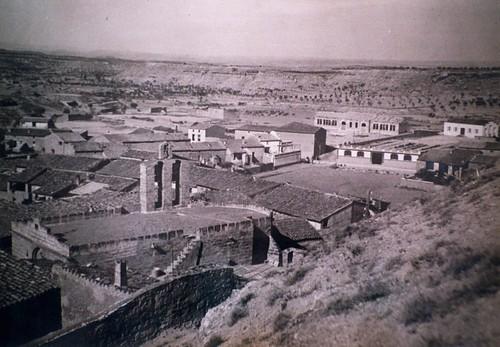 Sarroca de Lleida des del castell