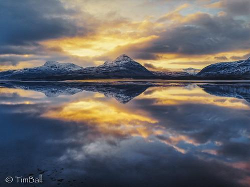 Torridon sunrise One