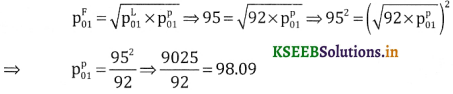 2nd PUC Statistics Question Bank Chapter 2 Index Number - 15