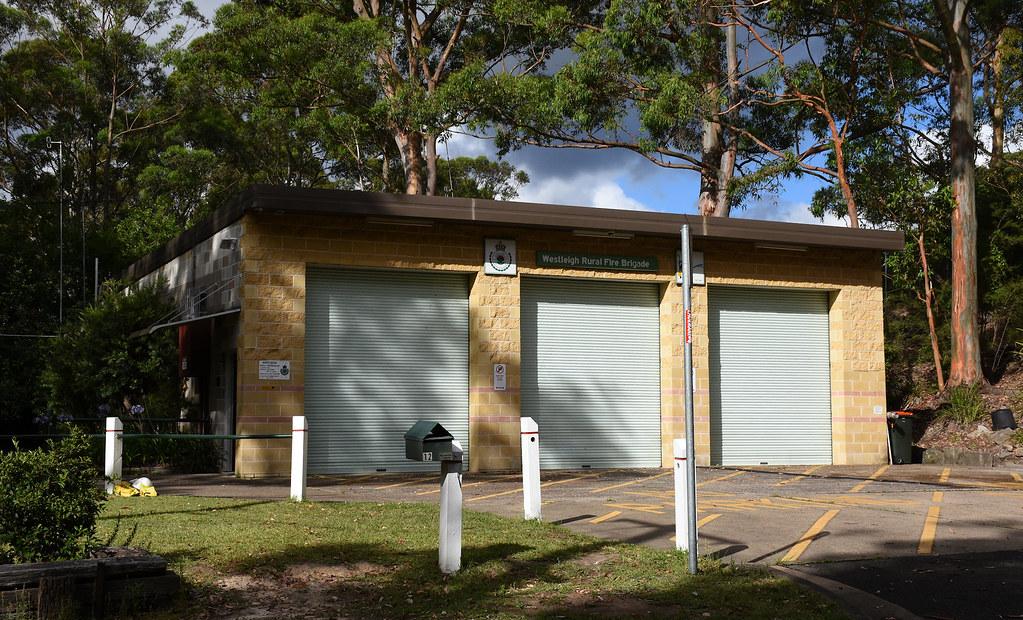 Westleigh Rural Fire Brigade, Westliegh, Sydney, NSW.