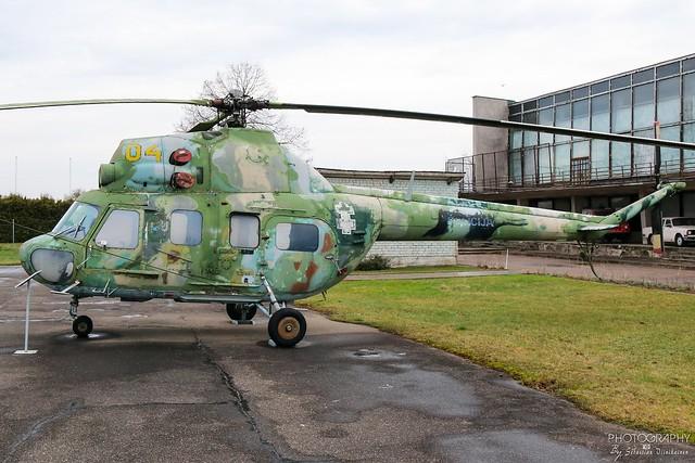 04 Lithuanian Air Force Mi-2 Hoplite, EYKS, Lithuania