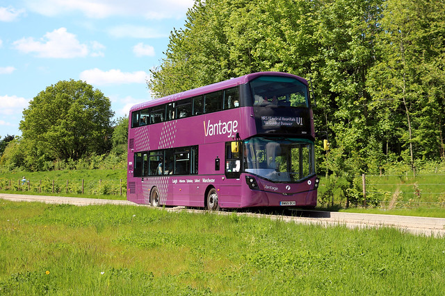 First Manchester BW65 DCE
