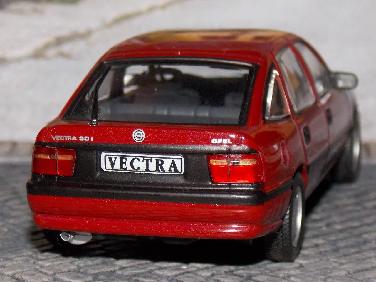 Opel Vectra GL – 1998