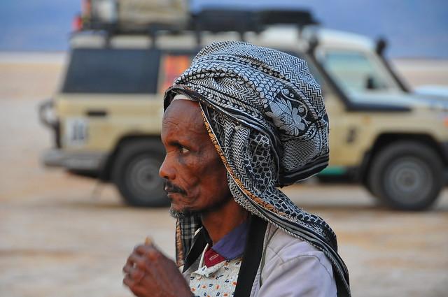 Ethiopie - Dépression du Dallol