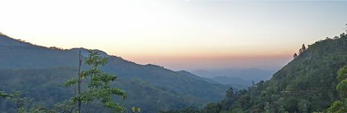 sri lanka ella hills landscape