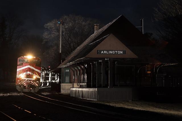 Arlington Depot