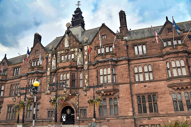 Coventry Council House, West Midlands.