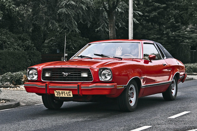 Ford Mustang Ghia II Coupé 1978 (5305)