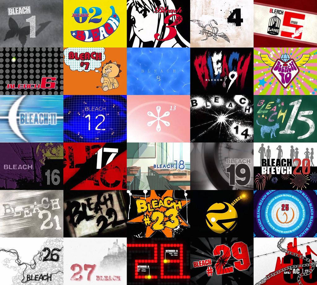 080114(2) - 久保帶人漫畫改編電視動畫版《BLEACH 死神》第1~155話的標題數字(Title Number)圖片大集合!
