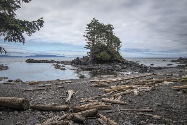 Botanical Beach, Juan de Fuca Marine Trail, Vancouver Island