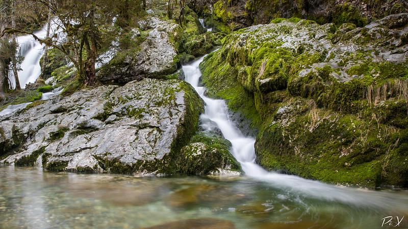 PiX  - Eric Gillard | Cascade du Pissieu - Savoie