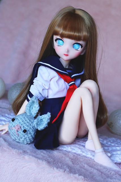 Atelier Moe ~ [DDH-06/DDP Ribbon] ♫ New girls ! Miku & Rin 49682883871_879864e54a_z