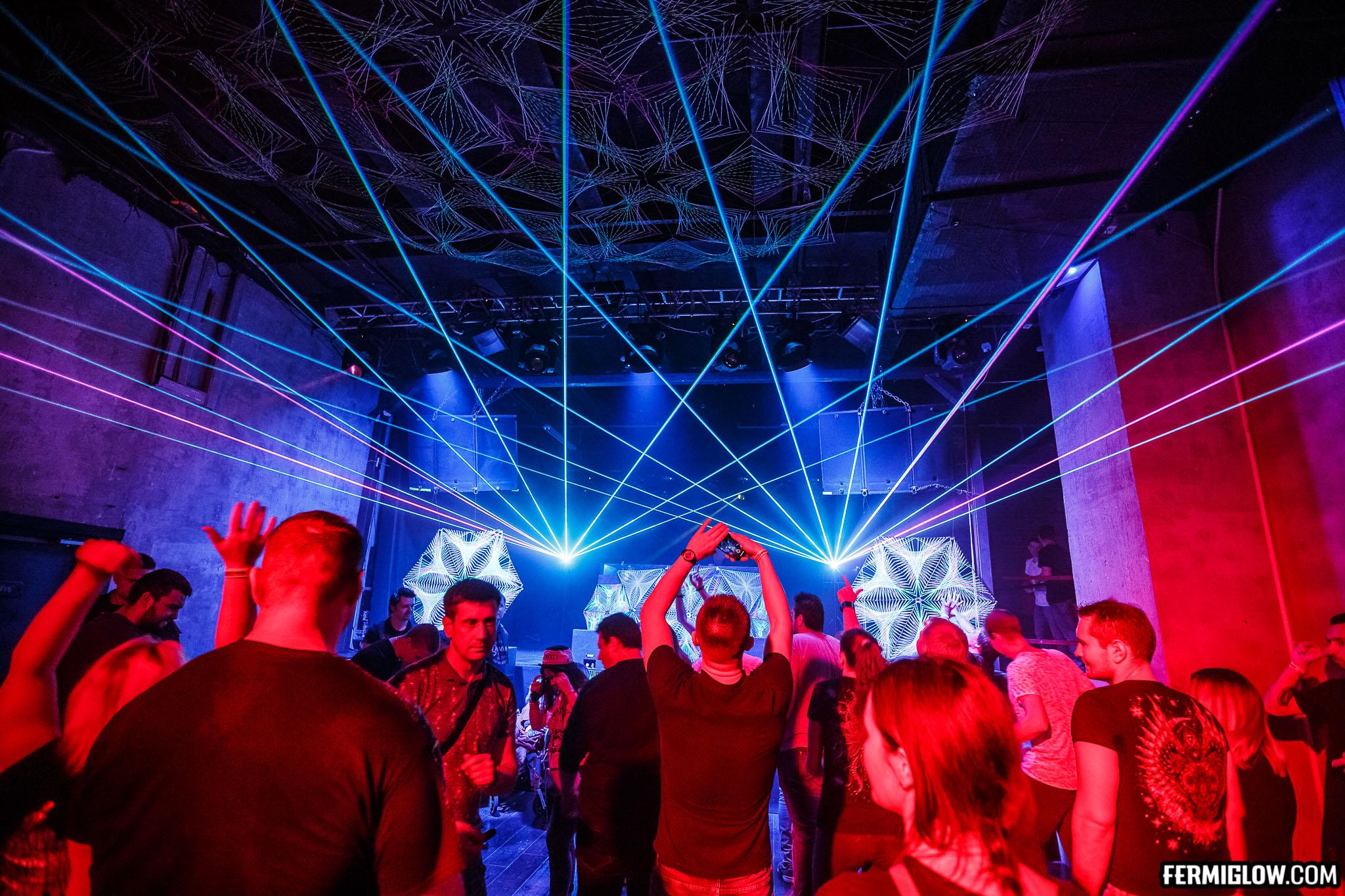 Paranormal Attack at Pravda 2019