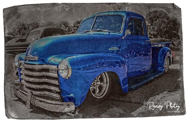 1950's Chevy Pickup