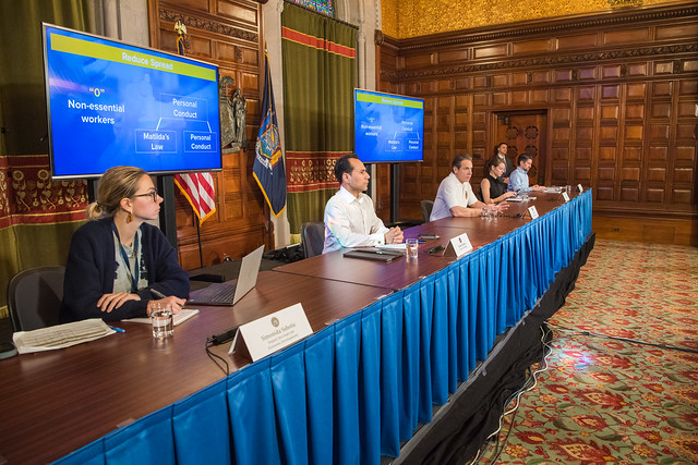 Governor Cuomo Urges New Yorkers to Practice Humanity in the Face of Covid-19 Pandemic