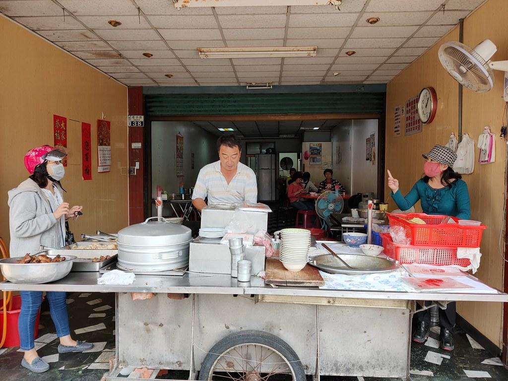 學甲雞肉麵 (2)