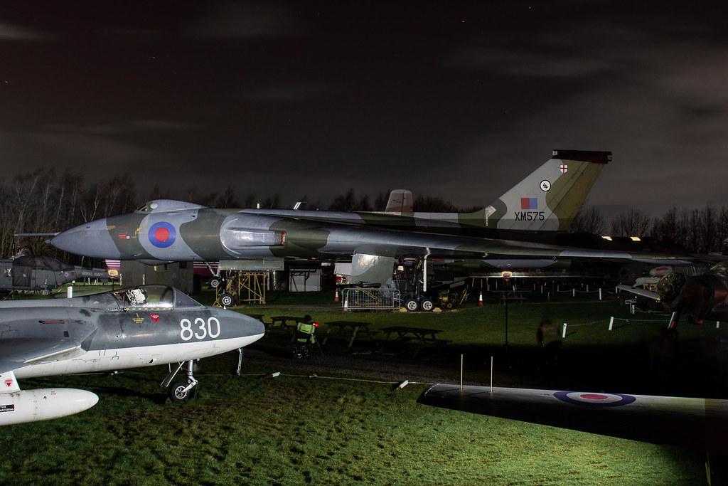 XM575 | Avro 698 Vulcan B.2 | East Midlands Aeropark