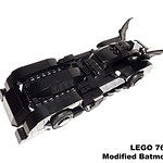 Modified LEGO Batmobile 76119 V.2020 By Daniel B. Gomes