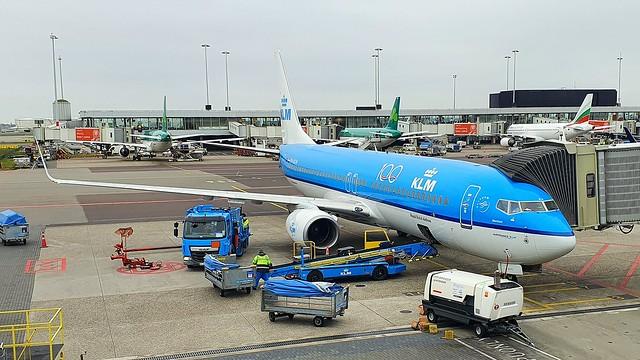 Boeing 737-8K2 c/n 30356 KLM registration PH-BXN