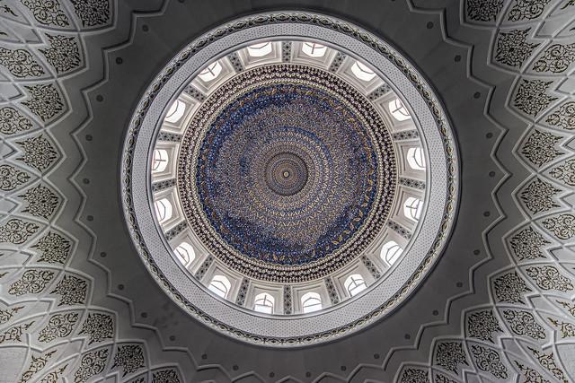 Dome Minor Mosque Tashkent