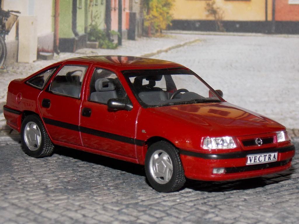 Opel Vectra A GL - 1998