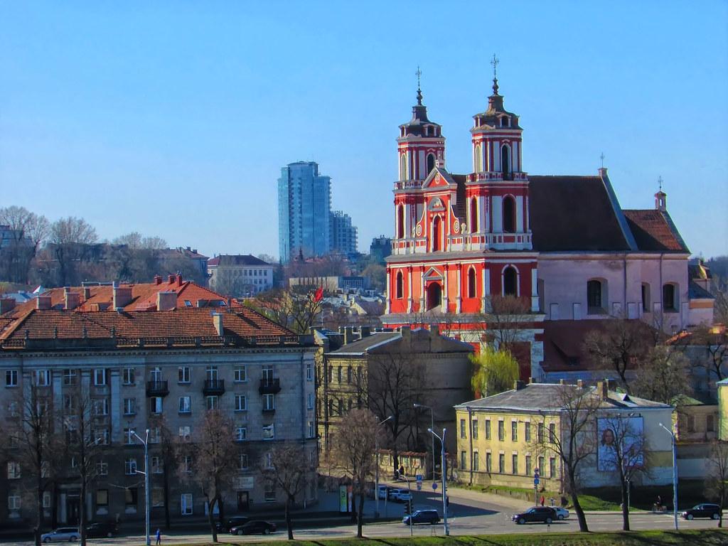Vilnius. Old town