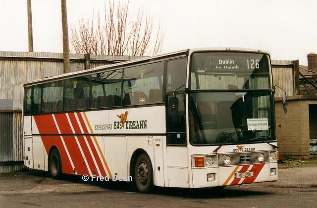 Bus Eireann CVH18 (SI2018).