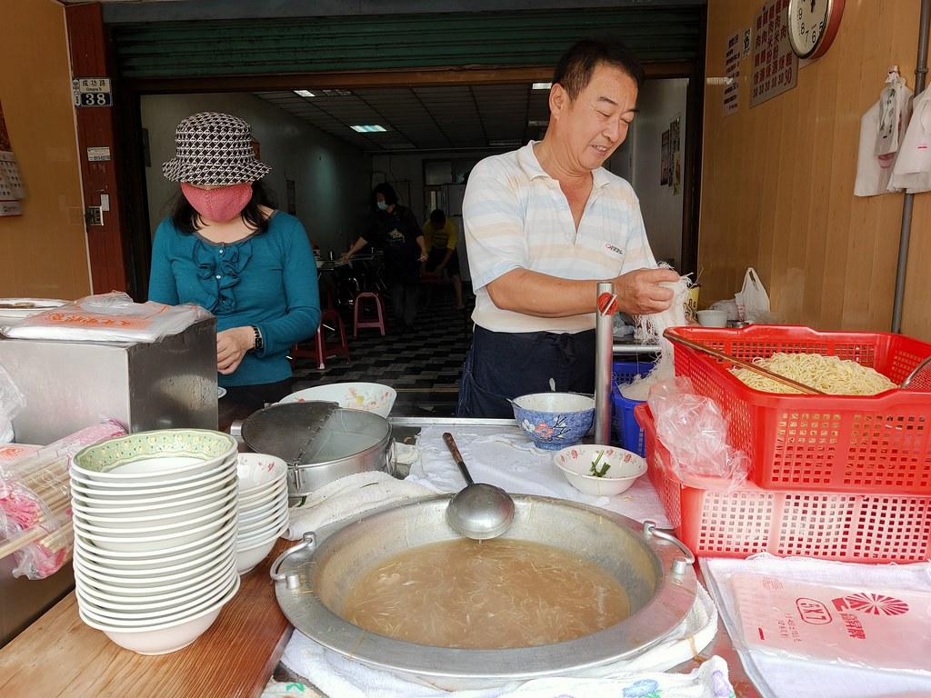 學甲雞肉麵 (3)