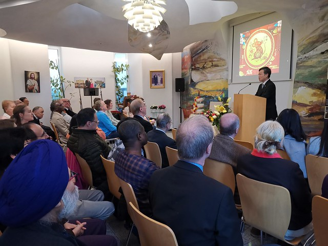 Germany-2020-01-25-An Interfaith, Intercultural New Year Celebration