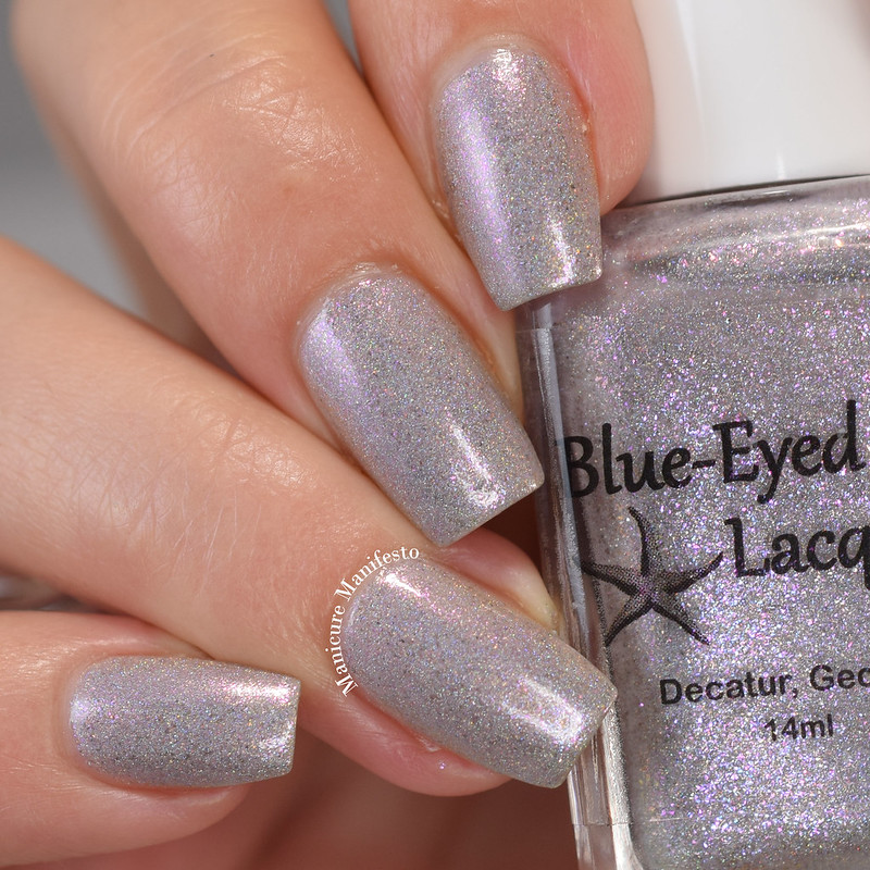 Blue Eyed Girl Lacquer Siren's Shore Haven review