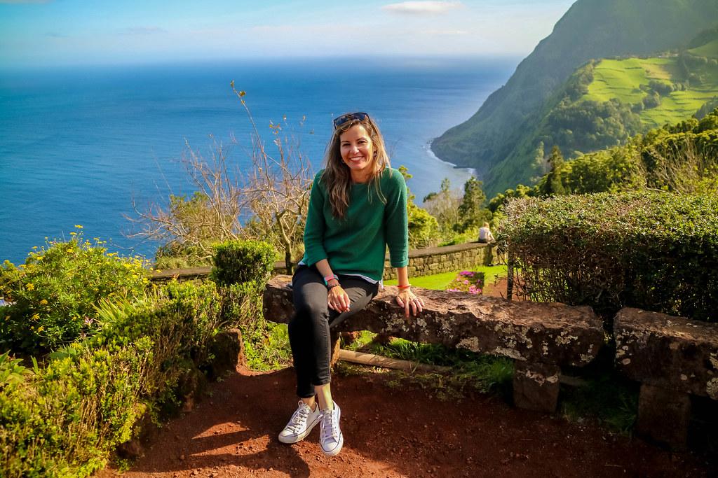 Miradouro Ponta do Sossego es uno de los mejores miradores de Sao Miguel