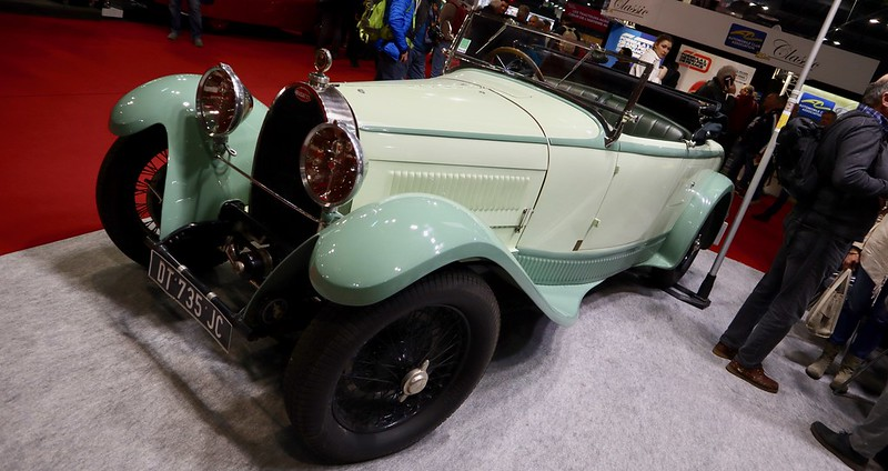 Bugatti type 44 / 3.0 litres / 1 ATC /  49683523118_07108563dc_c